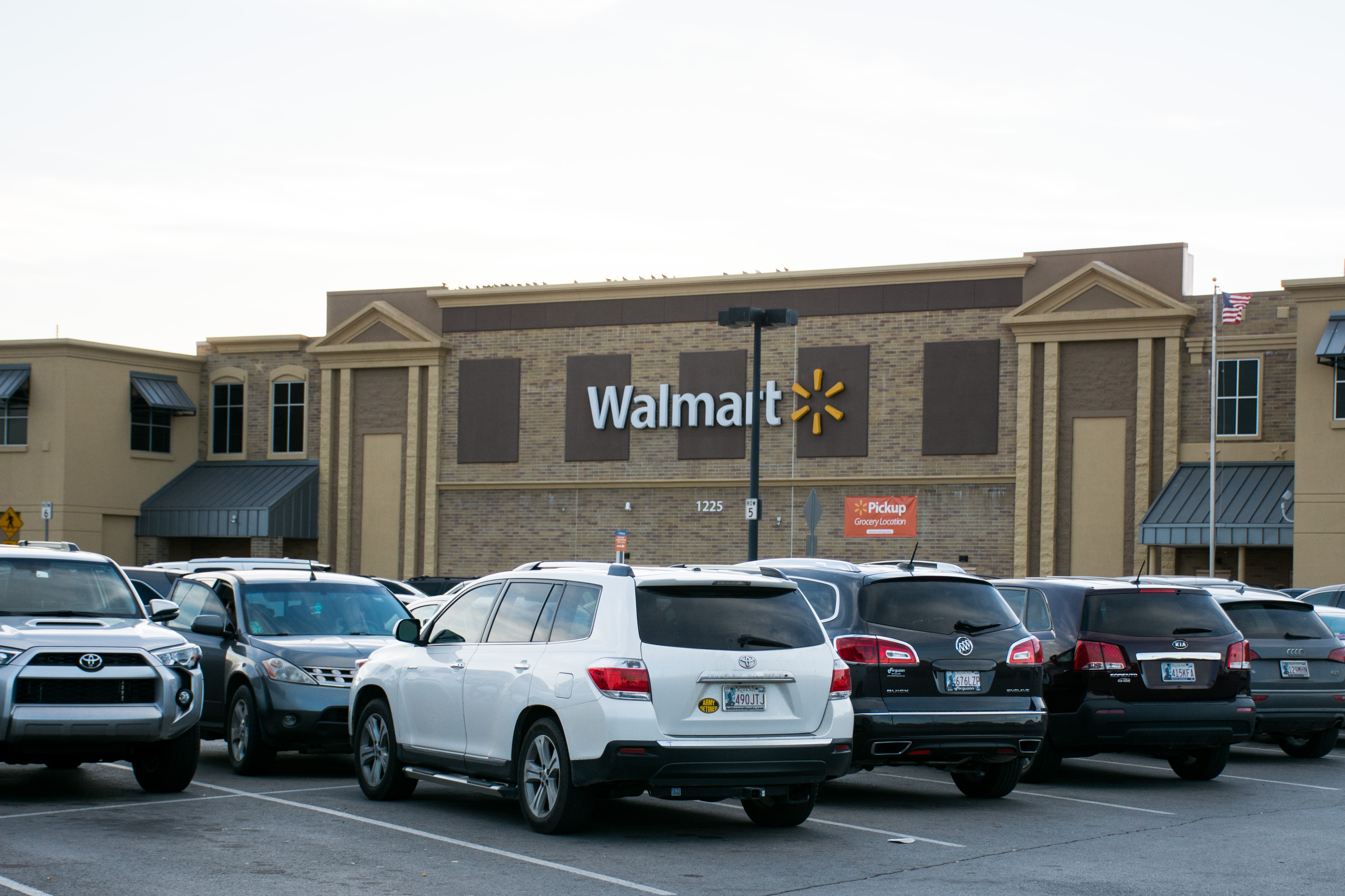 Wal-Mart to close 154 express stores nationwide, six of which are in Oklahoma. Photo by Abby Bellow