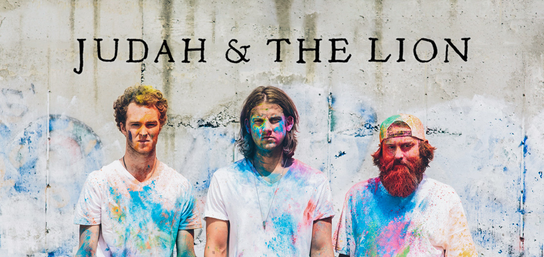 Tennessee based band Judah and the Lion is performing on campus Saturday night to benefit OC's counseling center. Online Photo.