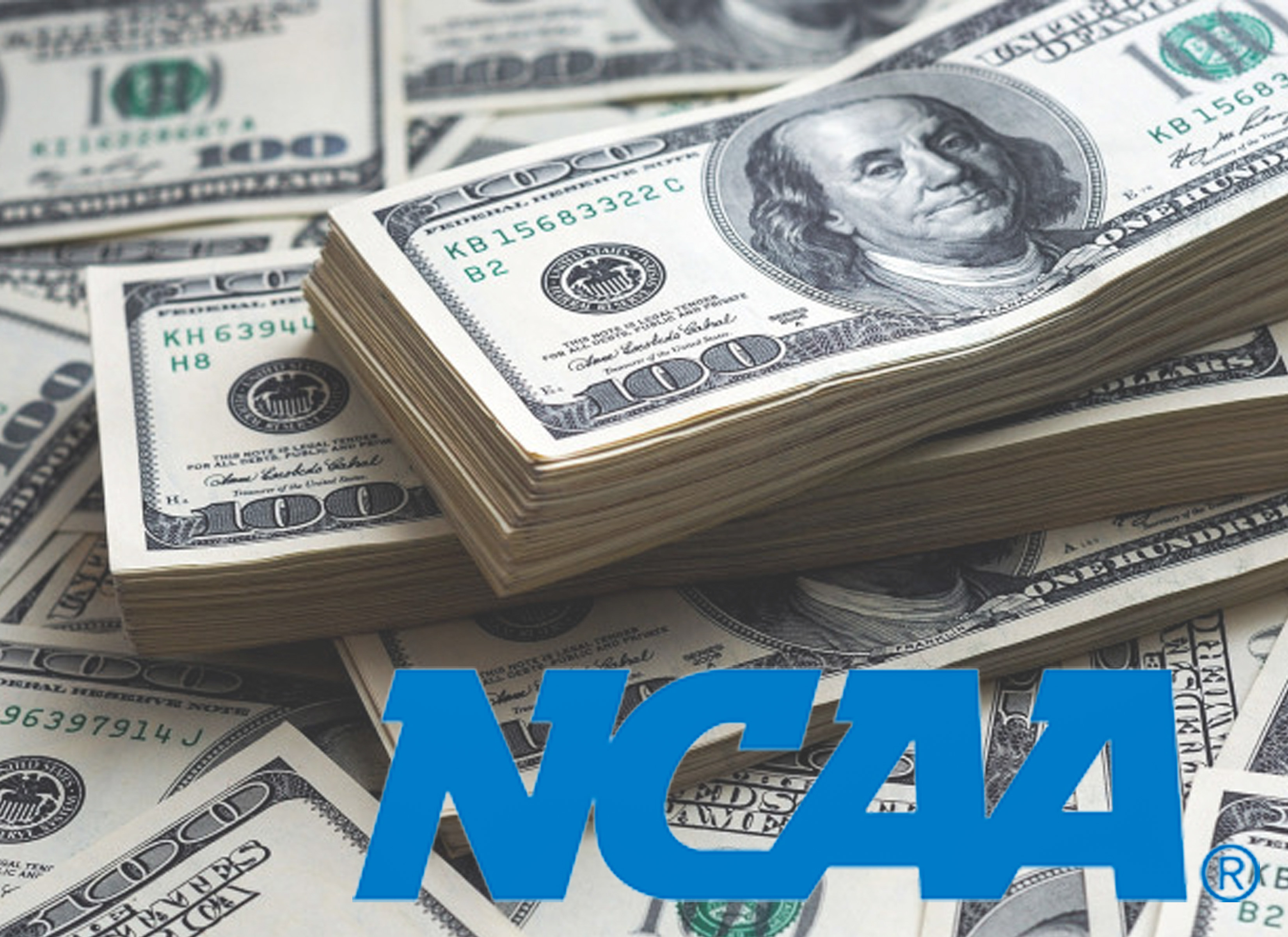 The debate regarding paying college athletes continues. Online photo