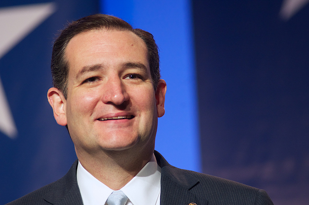 Ted Cruz won 36 of Wisconsin's 42 delegates Tuesday night. Online photo