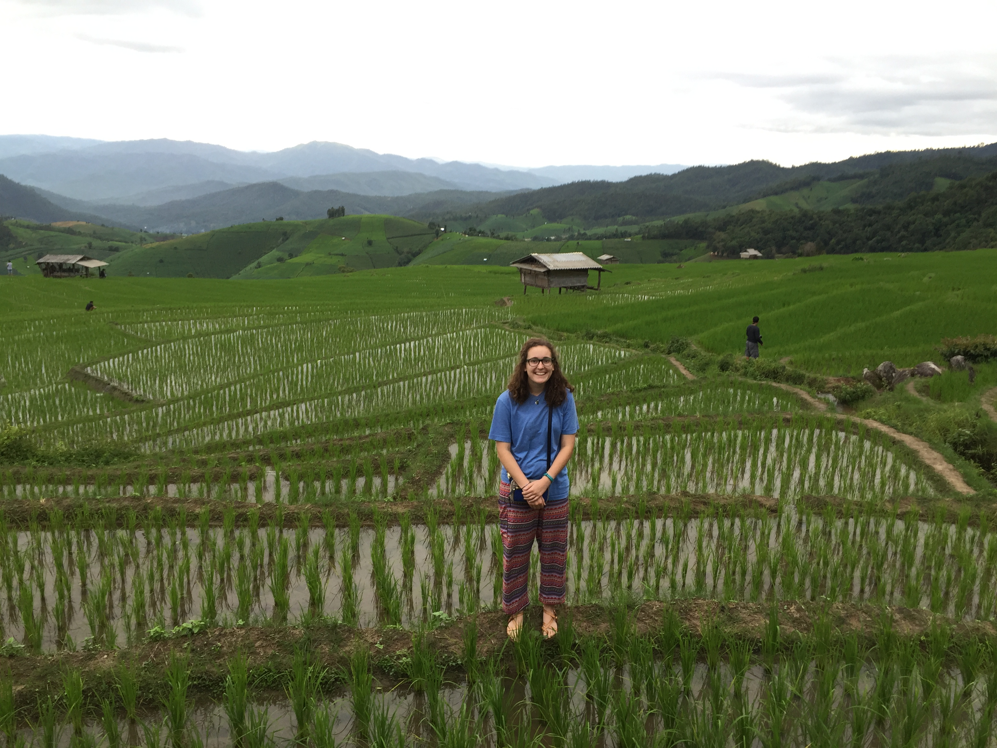 Abby Lorentz spent part of her summer in Thailand. Submitted photo.