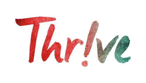 Thrive Update: Year 3. Online photo.