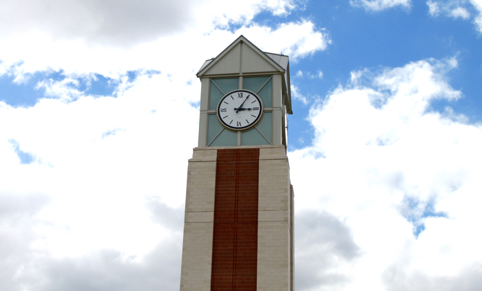 Oklahoma Christian moves up in best college rankings. Photo by Allyson Hazelrigg.