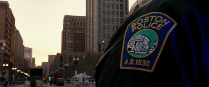 """The closing shot from the """"Patriots Day"""" teaser trailer. Online photo."""