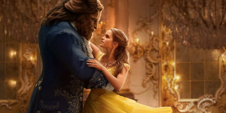 "Dan Stevens and Emma Watson star in Disney's latest adaptation of ""Beauty and the Beast,"" hitting theaters March 2017. Photo from the Walt Disney Company."