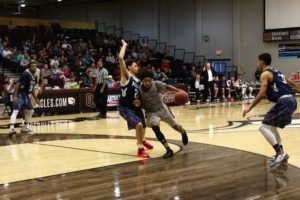 The Oklahoma Christian University men's basketball team dropped two games to St. Mary's University and Texas A&M International University last week.