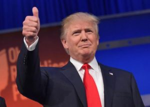 Donald Trump, the 45th President, instituted country-wide change during his first week in office. Online photo.