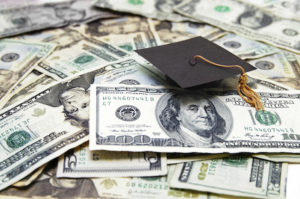 Oklahoma State financial aid is growing despite higher education budget woes. Online photo.