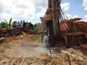 The Kibo Group will host Run to the Well to raise money for water wells in Uganda. Online photo