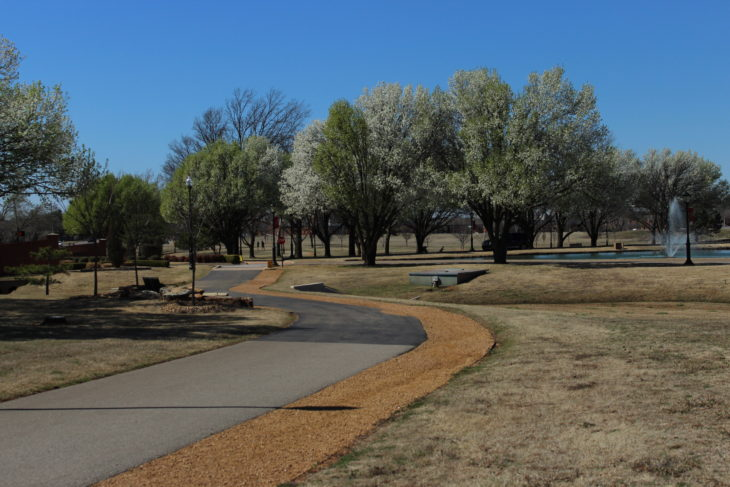 A lack of physical health causes Oklahoma to rank at the bottom of national health list. Photo by Jenny Rigney