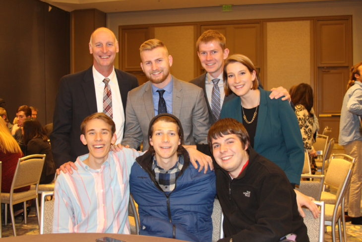 The OC Ethics team finished their season after a stint at Nationals. Submitted photo.
