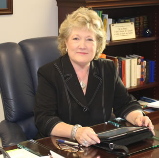 Lana Reynolds will be the first woman president of Seminole State College. Submitted Photo.