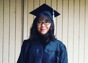 Kezia Gavrila is one of the 152 Who's Who recipients for this school year. Submitted photo.