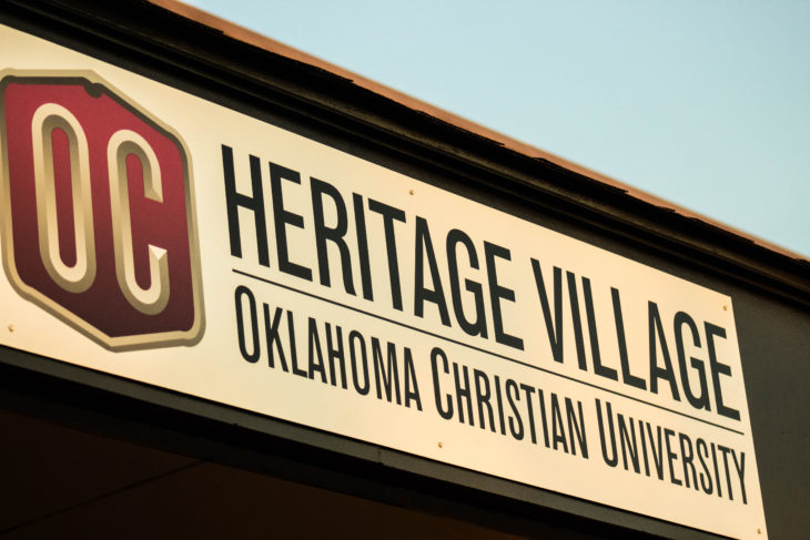 Oklahoma Christian's Mail Center relocated for this school year. Photo by Jenny Rigney.