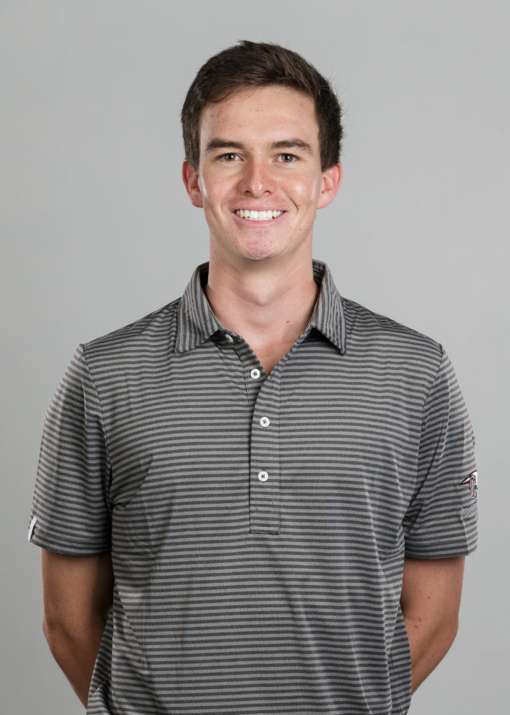Juan Pallach earns the title of Heartland Conference Golfer of the Week after his performance at the Great American Conference Preview. Online Photo.