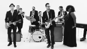 Matt Stansberry and the Romance Band will perform Saturday at the Tower Theatre. Online photo.