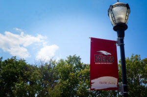 Students will be greeted with new faces, after losing 24 faculty and staff members last year.  Photo by Elise Miller.