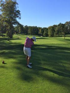 Golf photo by Dave Lynn.