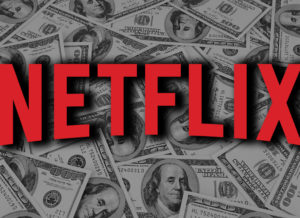 Netflix in debt. Graphic by Jenny Rigney