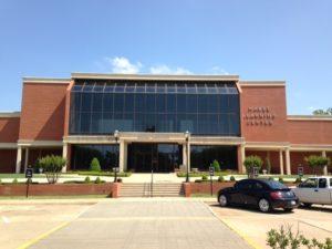 Oklahoma Christian University's Beam Library/Mabee Learning Center