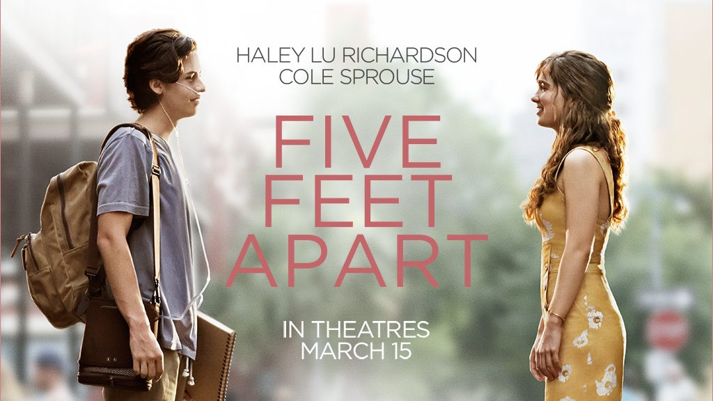 Movie Review Five Feet Apart Talon News